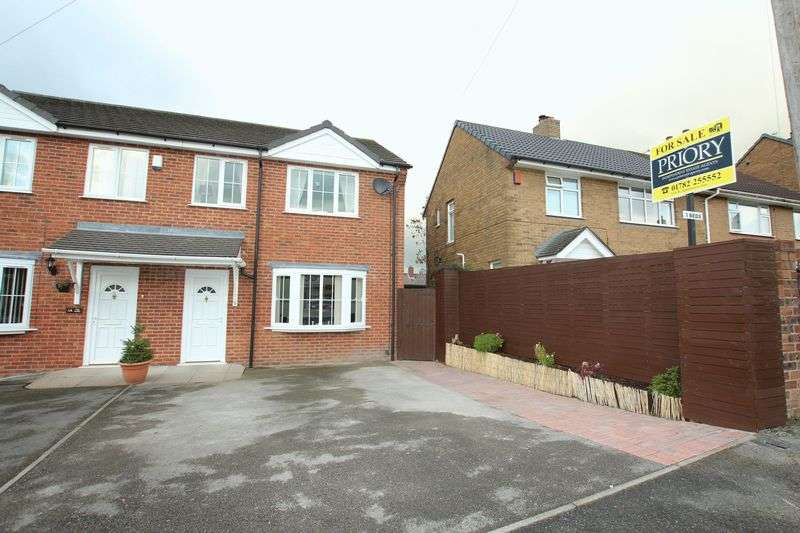 3 Bedrooms Semi Detached House for sale in Lord Street, Biddulph