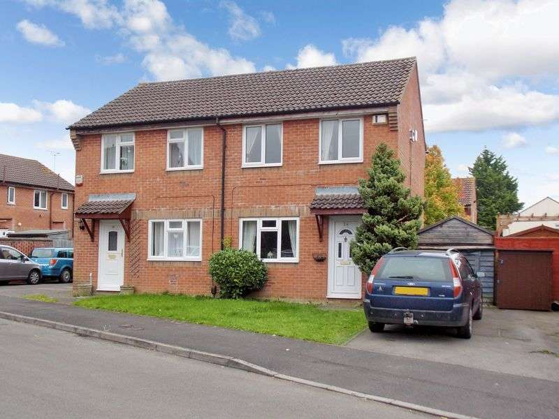 3 Bedrooms Semi Detached House for sale in Courts Barton, Frome