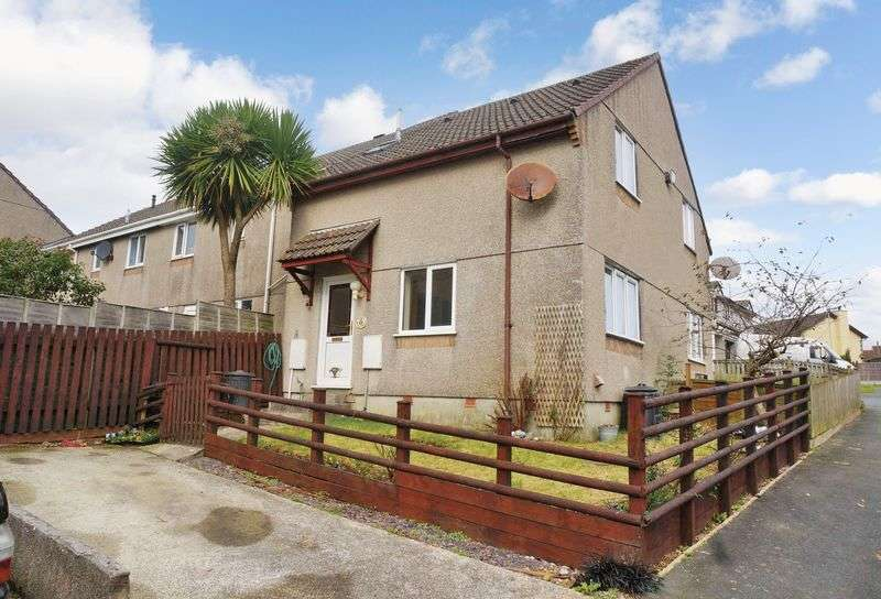 1 Bedroom Semi Detached House for sale in Kilmar Road, Liskeard
