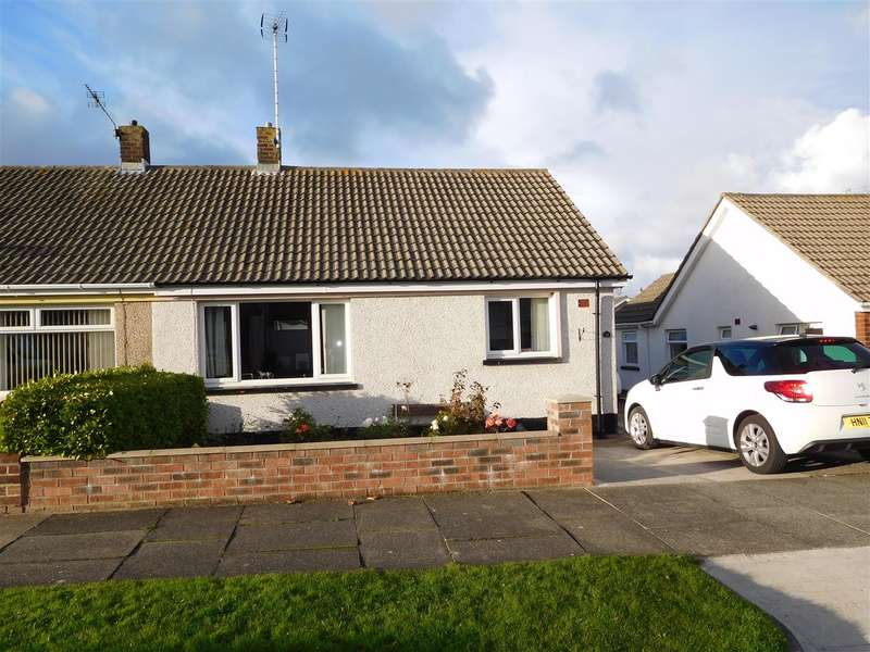 3 Bedrooms Bungalow for sale in Combe View, WALNEY ISLAND