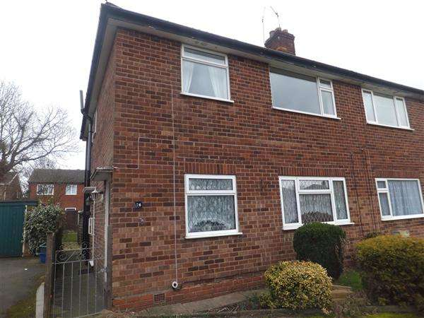 2 Bedrooms Maisonette Flat for sale in Gayhurst Drive, Yardley, Birmingham