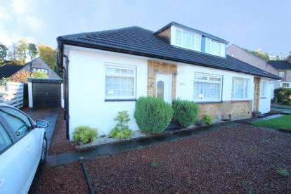 3 Bedrooms Bungalow for sale in Corsebar Road, Paisley