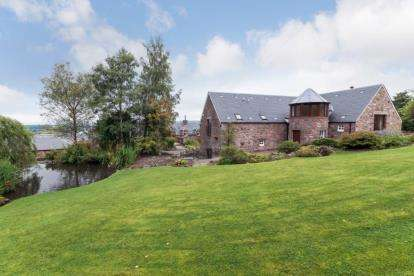 4 Bedrooms Detached House for sale in Dykedale Farm, Sheriffmuir Road