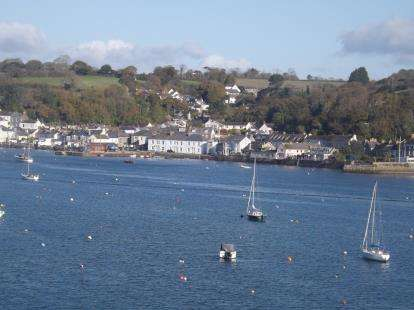 Terraced House for sale in Falmouth, Cornwall