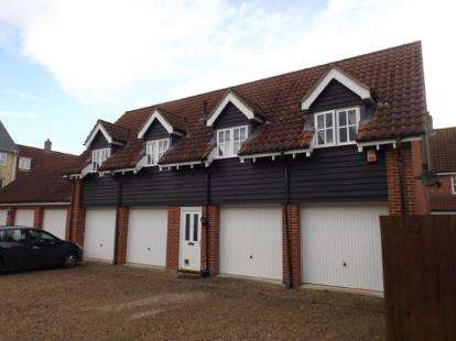 2 Bedrooms Flat for sale in Mulbarton, Norwich, Norfolk