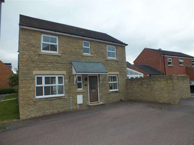 3 Bedrooms Property for sale in Bell Heather Close, Staverton, Trowbridge, Wiltshire, BA14
