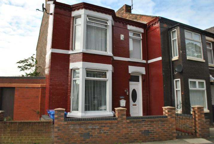 3 Bedrooms Terraced House for sale in Lisburn Lane, Liverpool, Merseyside, L13