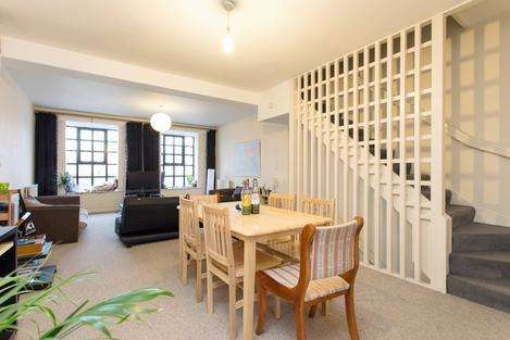 4 Bedrooms Town House for sale in Rope Street, London SE16