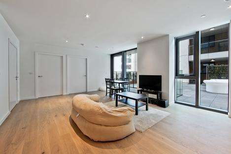 2 Bedrooms Flat for sale in The Tower, London SE1