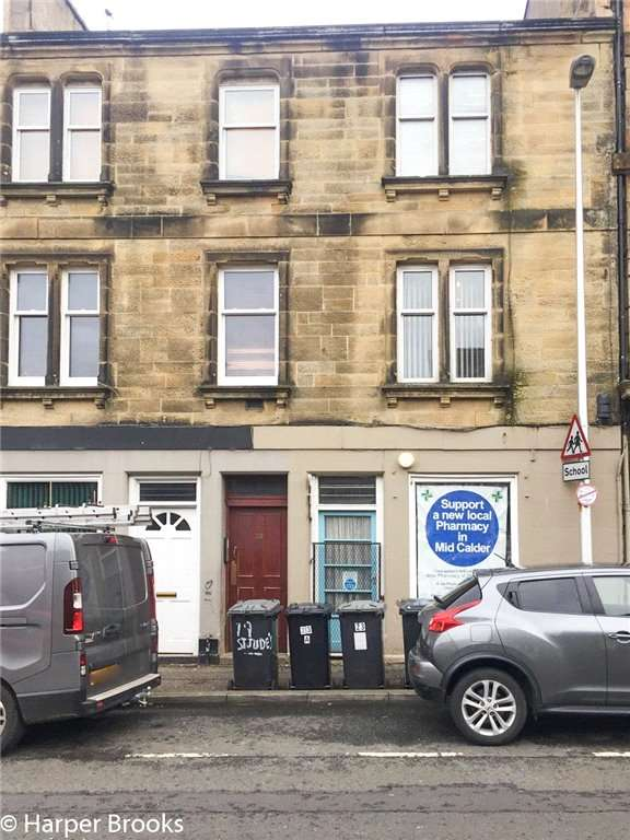 1 Bedroom Apartment Flat for sale in Main Street, Mid Calder, Livingston, EH53