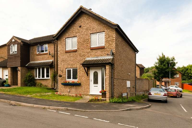 3 Bedrooms Detached House for sale in Muirfield Road, Wellingborough, Northamptonshire, NN8