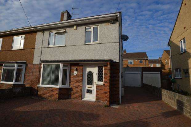 3 Bedrooms Semi Detached House for sale in Thornyville Villas, Plymouth, Devon