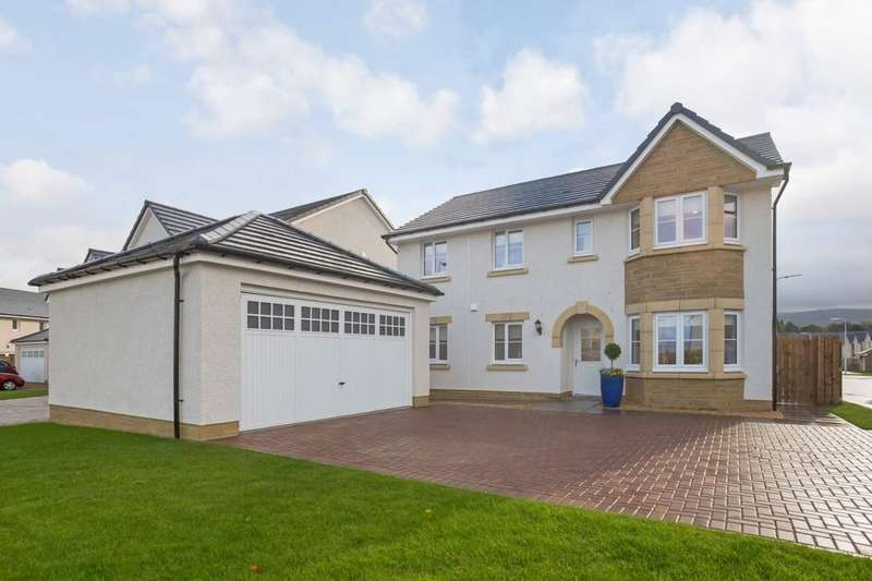 4 Bedrooms Detached House for sale in The Hollandswood Hunters Meadow, Auchterarder, PH3