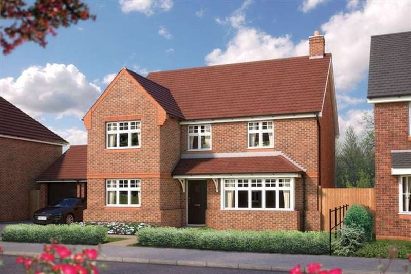 4 Bedrooms Detached House for sale in Withybed Lane, Inkberrow, Worcester, WR7