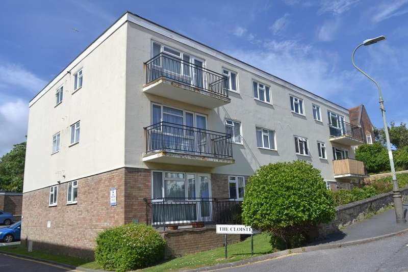 2 Bedrooms Flat for sale in The Cloisters, St Johns Road, St Leonards On Sea, TN37