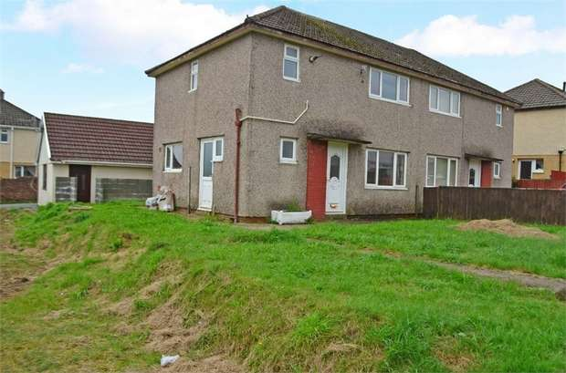 3 Bedrooms Semi Detached House for sale in Greenhill Place, Gelligaer, Hengoed, Caerphilly