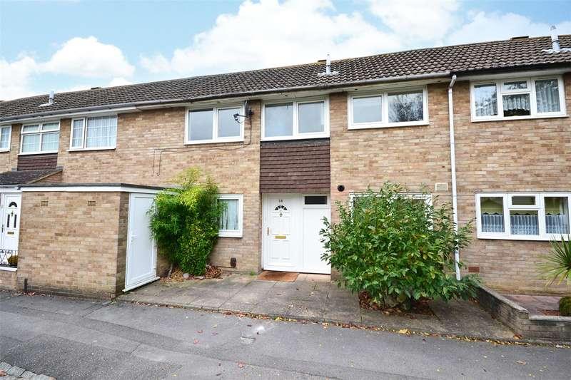 4 Bedrooms Terraced House for sale in Arncliffe, Bracknell, Berkshire, RG12