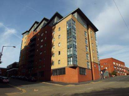1 Bedroom Flat for sale in Red Bank, Manchester, Greater Manchester