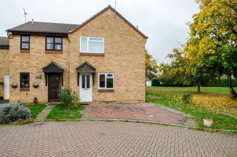 1 Bedroom End Of Terrace House for sale in Aylewyn Green, Sittingbourne