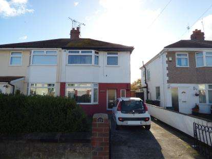 3 Bedrooms Semi Detached House for sale in Seymour Drive, Ellesmere Port, Cheshire, CH66