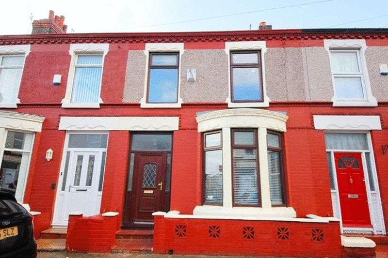 3 Bedrooms Terraced House for sale in Edenfield Road, Wavertree, Liverpool, L15