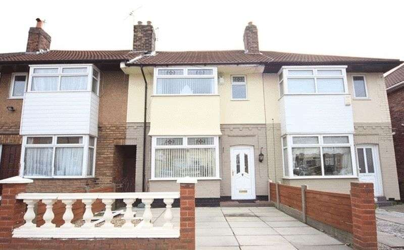 3 Bedrooms Terraced House for sale in Greystone Road, Swanside, Liverpool, L14