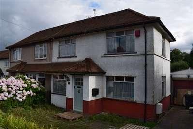 3 Bedrooms Semi Detached House for sale in Brookshill Avenue, Harrow Weald