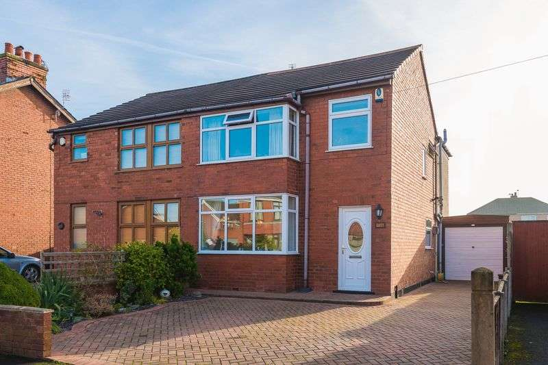 4 Bedrooms Semi Detached House for sale in Bradley Lane, Eccleston