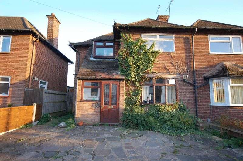 3 Bedrooms Semi Detached House for sale in Middleton Road, Rickmansworth, WD3 8JE