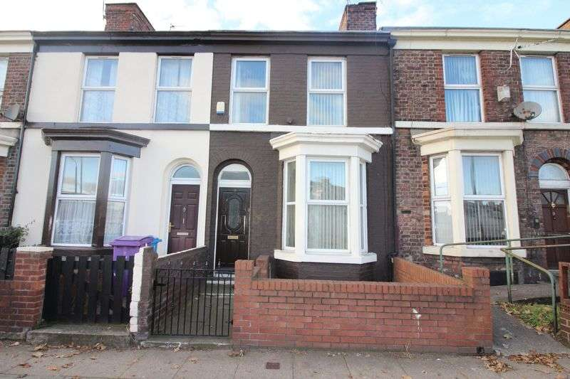 3 Bedrooms Terraced House for sale in Brewster Street, Liverpool