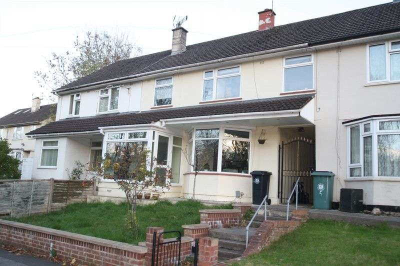 4 Bedrooms Terraced House for sale in Hencliffe Road, Stockwood, Bristol, BS14