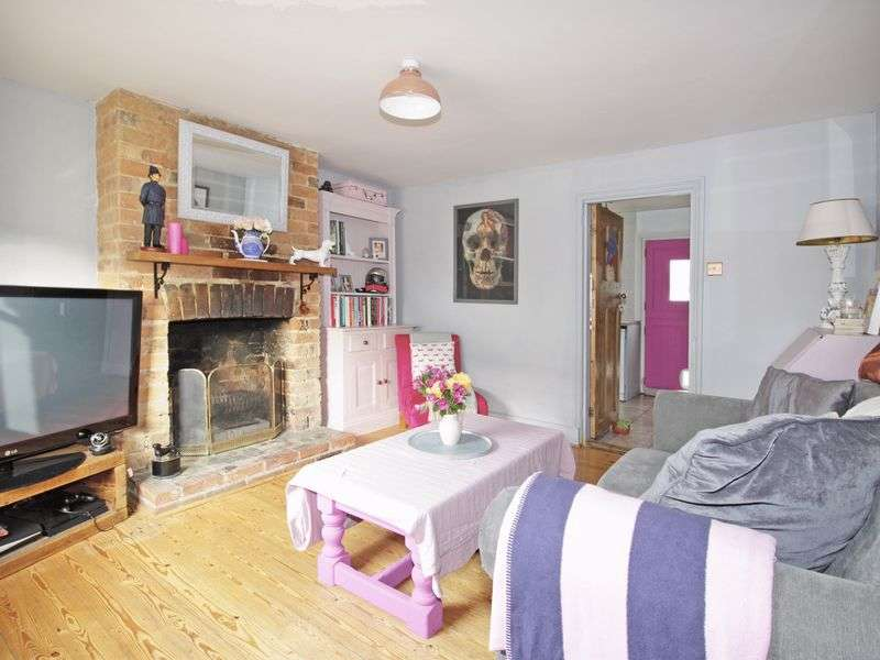 2 Bedrooms Terraced House for sale in Crouch House Cottages, Crouch House Road, Edenbridge