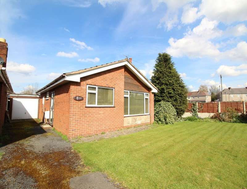 2 Bedrooms Detached Bungalow for sale in New Road, Shareshill, Wolverhampton, WV10
