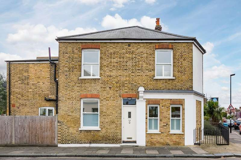3 Bedrooms End Of Terrace House for sale in Worple Road, Old Isleworth