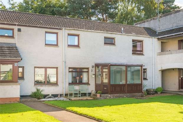 2 Bedrooms Semi Detached House for sale in Nursery Park, Brechin, Angus
