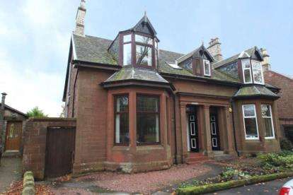 4 Bedrooms Semi Detached House for sale in Kay Park Crescent, Kilmarnock