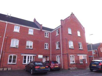 2 Bedrooms Flat for sale in Medley Court, Exeter, N/A