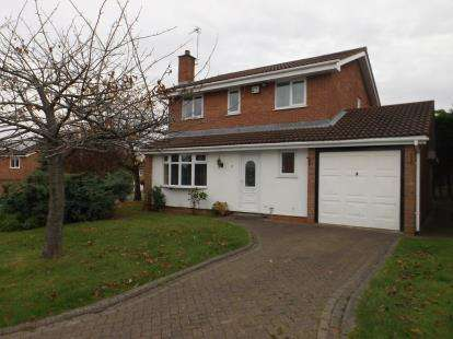 4 Bedrooms Detached House for sale in Ockam Croft, Northfield, Birmingham, West Midlands