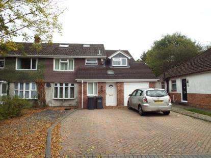 4 Bedrooms Semi Detached House for sale in Waterlooville, Hampshire