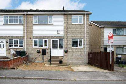 4 Bedrooms Terraced House for sale in Strauss Crescent, Maltby, Rotherham, South Yorkshire