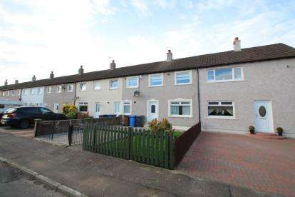 3 Bedrooms Terraced House for sale in Ranken Drive, Irvine, North Ayrshire
