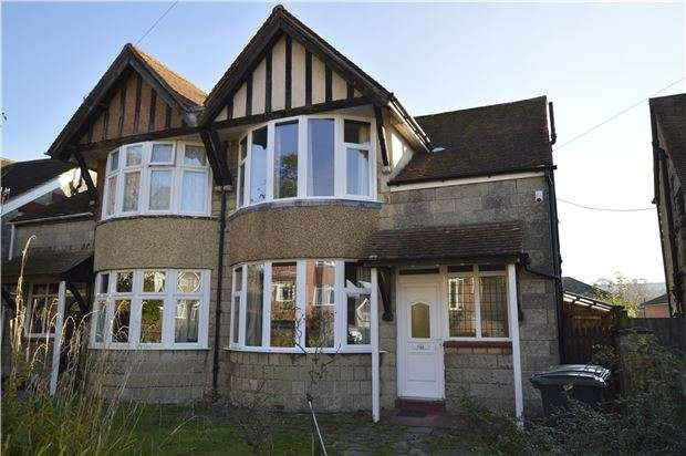 3 Bedrooms Semi Detached House for sale in Elphinstone Road, HASTINGS, East Sussex, TN34 2BN