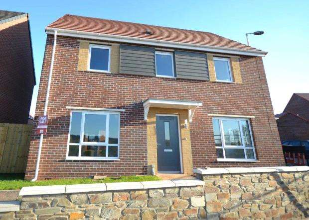 4 Bedrooms Detached House for sale in Tithe Barn, Tithe Barn Link Road, Monkerton, Exeter