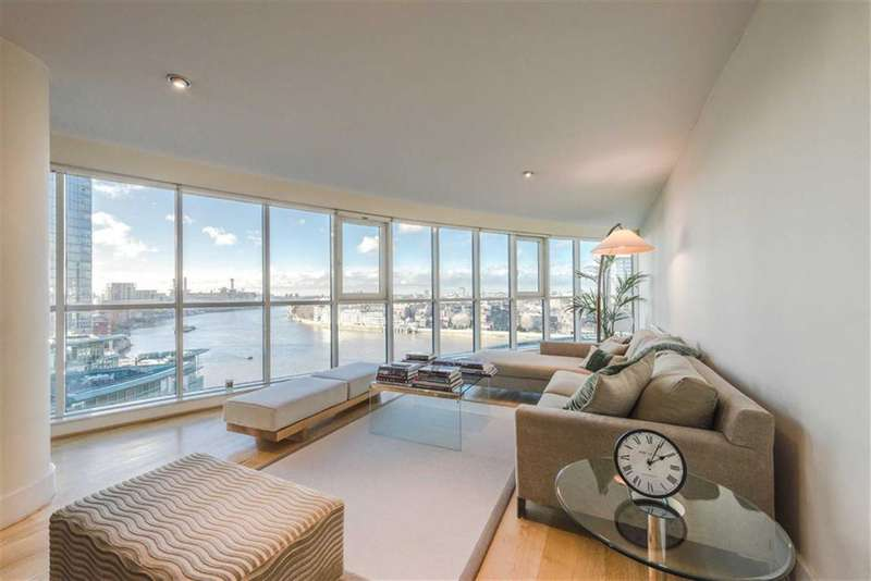 3 Bedrooms Property for sale in Drake House, Vauxhall, London, SW8