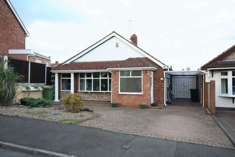 3 Bedrooms Detached Bungalow for sale in KINGSWINFORD, Southway Court