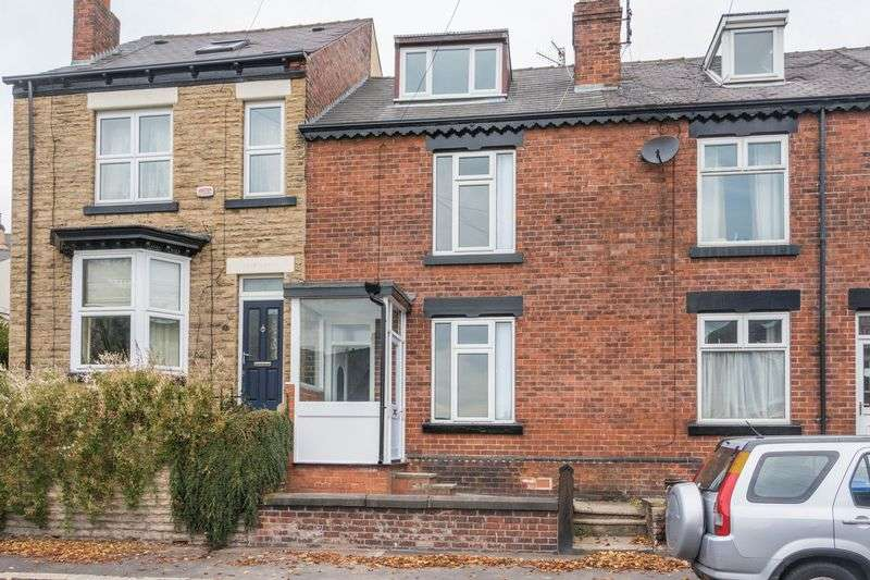 3 Bedrooms Terraced House for sale in May Road, Hillsborough, S6 4QF - No Chain Involved - COMPLETELY RENOVATED THROUGHOUT