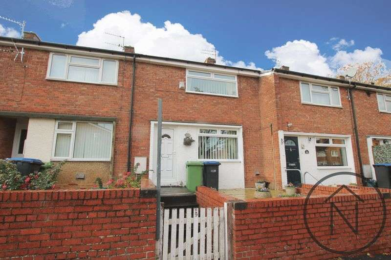 2 Bedrooms Terraced House for sale in Carileph Close, Newton Aycliffe