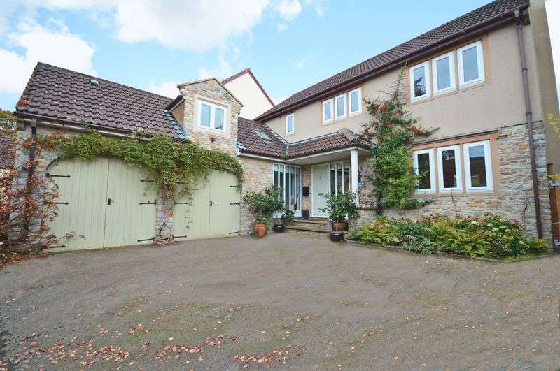 5 Bedrooms Detached House for sale in Plud Street, Wedmore, Somerset, BS28 3BQ