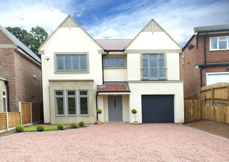 5 Bedrooms Detached House for sale in Manor View, Castlecroft Lane, Wightwick