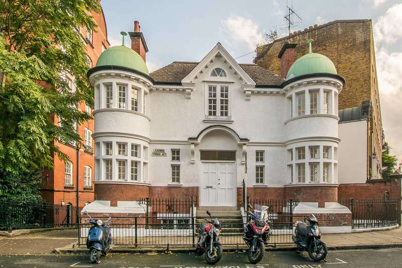 4 Bedrooms House for sale in Flaxman Terrace, Bloomsbury, WC1H